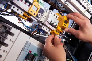 Types of electrical services provided by the electricians